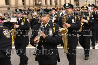 NYPD Marching Band